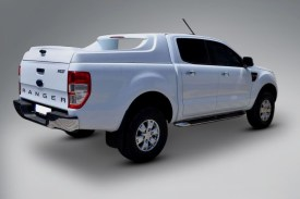 canopy - ford ranger canopy - Godzilla ute guaranteed to stand out