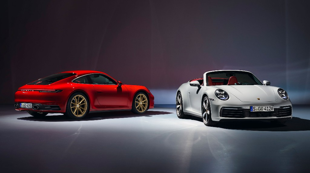 porsche - porsche 911 carerra 01 - Porsche adds cheaper 911 to range