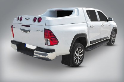 canopy - toyota hilux canopy - Godzilla ute guaranteed to stand out