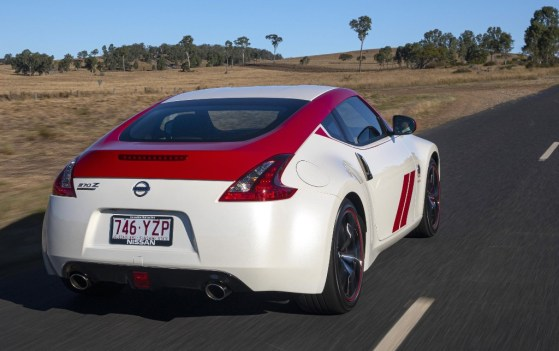 370z - Nissan 370Z 50th Anniversary 02 - Golden 370Z comes in silver or white