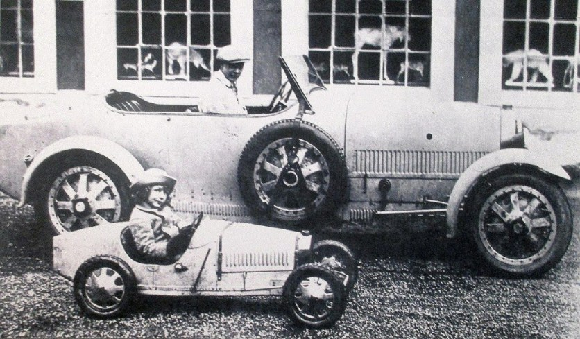 bugatti - Bugatti Baby II 07 - Baby Bugatti seeks 'Baby' driver, no experience required
