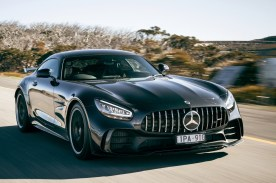 amg - AMG GT R 04 - AMG's heavy hitter hard on old bones