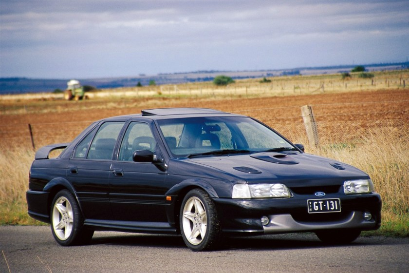 falcon gt - 1992 EB II Falcon GT - Vote for the Falcon GT you'd like to own