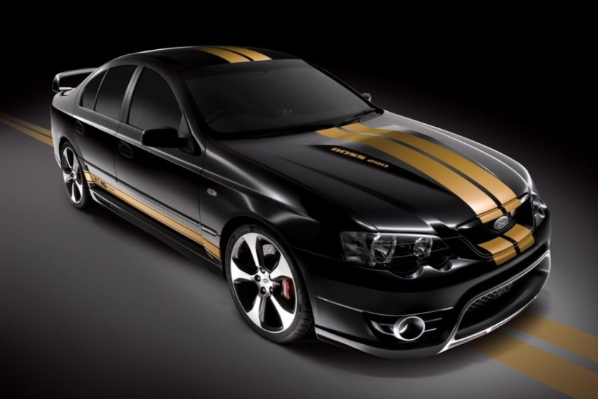 falcon gt - 2007 FPV BF GT 40th anniversary - Vote for the Falcon GT you'd like to own