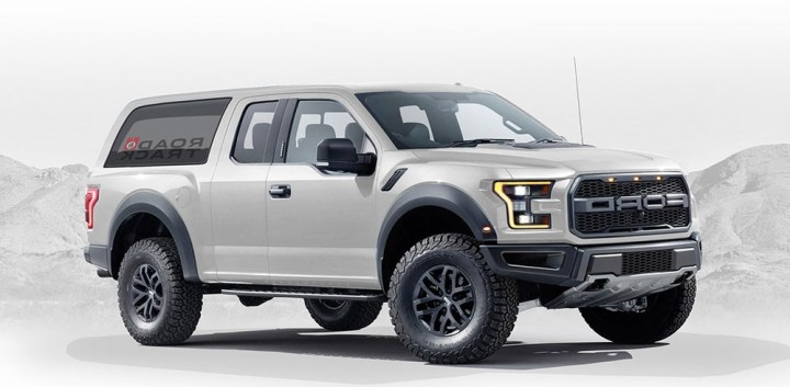 2020 Ford Bronco Concept Ford Cars