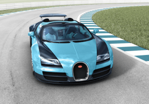 How many bugatti veyron in the world