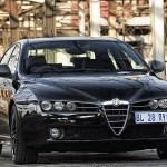 Alfa Romeo 159 Europe Sales Figures