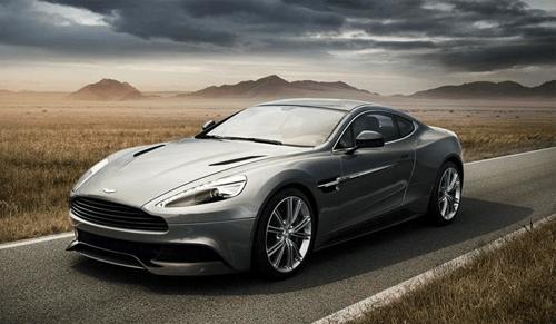 Aston Martin Vanquish European Sales Figures - Aston martin vanquish