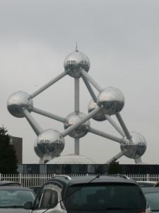 Autoshow-Brussels-Atomium