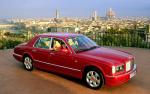 Bentley-Arnage-auto-sales-statistics-Europe