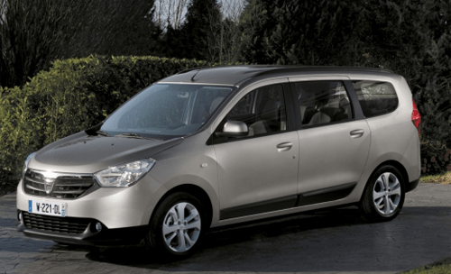 Dacia-Lodgy-auto-sales-statistics-Europe