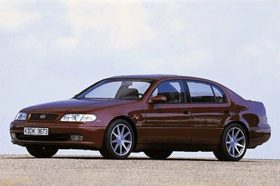 Lexus_GS-1993-auto-sales-statistics-Europe