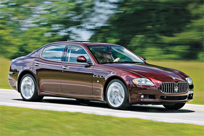Maserati_Quattroporte-second-generation-auto-sales-statistics-Europe