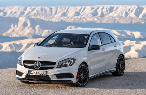 A Class Auto Sales >> Mercedes Benz A Class Auto Sales Statistics Europe
