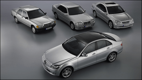 Mercedes_Benz-C_Class-generations-auto-sales-statistics-Europe