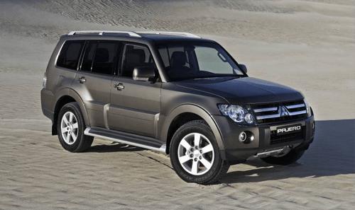 Mitsubishi-Pajero-auto-sales-statistics-Europe