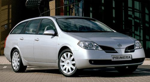 Nissan Primera European sales figures