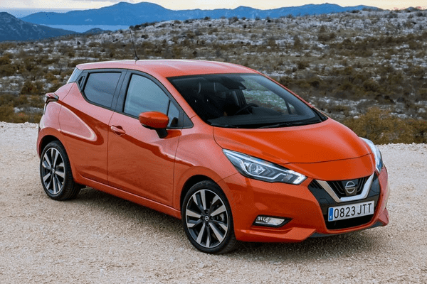 Nissan Micra European Sales Figures
