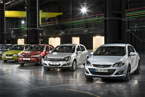 Opel-Vauxhall-Astra-auto-sales-statistics-Europe