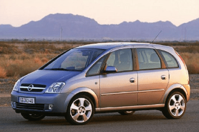 Opel-Vauxhall-Meriva-auto-sales-statistics-Europe