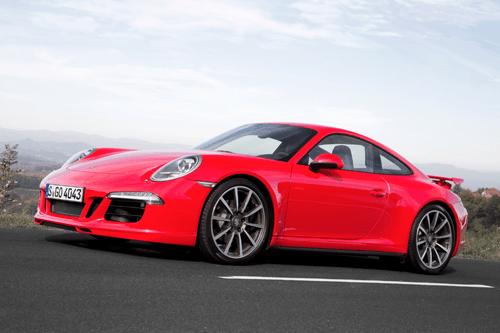 Porsche-911-Carrera-auto-sales-statistics-Europe