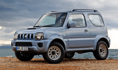 Suzuki-Jimny-auto-sales-statistics-Europe
