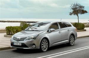 Toyota-Avensis-auto-sales-statistics-Europe