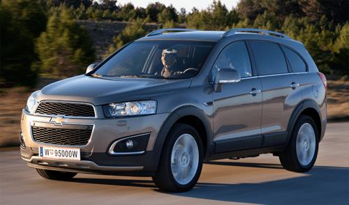 Chevrolet-Captiva-auto-sales-statistics-Europe