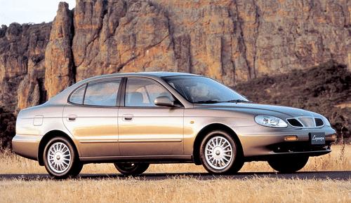 Daewoo-Leganza-auto-sales-statistics-Europe