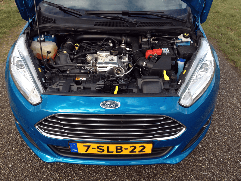 Review Ford Fiesta Ecoboost 1 0T Powershift - Left-Lane com