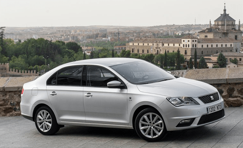Auto Sales Europe Data: Seat Toledo European Sales Figures