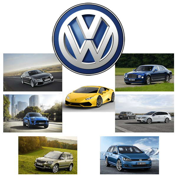 volkswagen group european sales figures