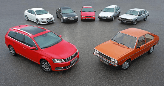 Volkswagen-Passat-all_generations-auto-sales-statistics-Europe