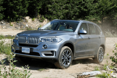 BMW-X5-luxury-SUV
