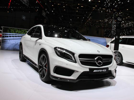 Mercedes-Benz-GLA-45-AMG-Geneva-Autoshow-2014