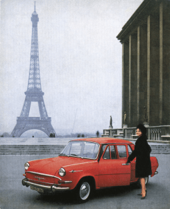 Skoda-1000-MB-50-year-anniversary-paris