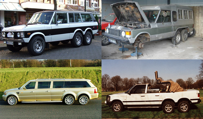 6 Wheeled Alternatives To Mercedes Benz G63 Amg 6x6 Left Lane Com