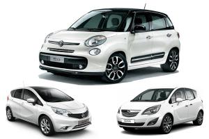 European-car-sales-statistics-small-mpv-segment-2014-Fiat_500L-Nissan_Note-Opel_Meriva