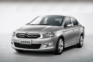 Auto-sales-statistics-China-Citroen