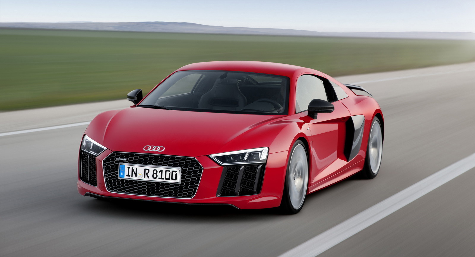 The all new r8 no not a facelift
