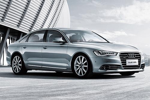 Auto-sales-statistics-China-Audi_A6L