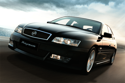 Buick Royaum China Auto Sales Figures