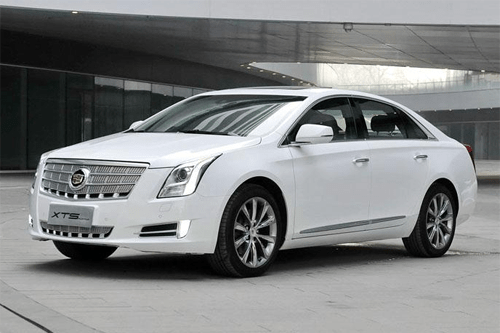 Auto-sales-statistics-China-Cadillac_XTS-sedan