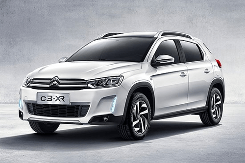 Auto-sales-statistics-China-Citroen_C3_XR-SUV