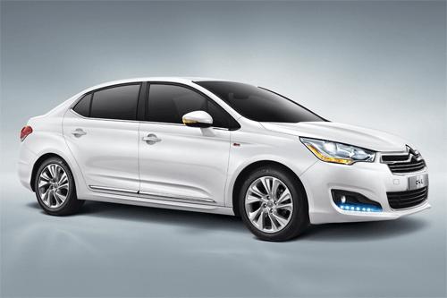 Auto-sales-statistics-China-Citroen_C4L-Sedan