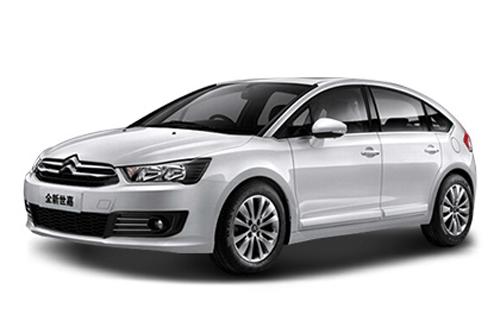 Auto-sales-statistics-China-Citroen_C_Quatre-hatchback