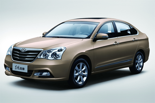 Auto-sales-statistics-China-Dongfeng_Fengshen_A60-sedan
