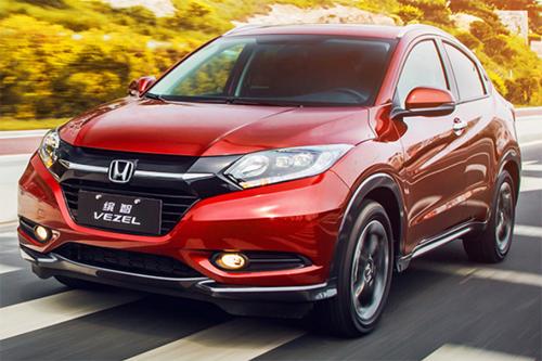 Auto-sales-statistics-China-Honda_Vezel-SUV