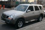 Auto-sales-statistics-China-Huanghai_Aurora-SUV
