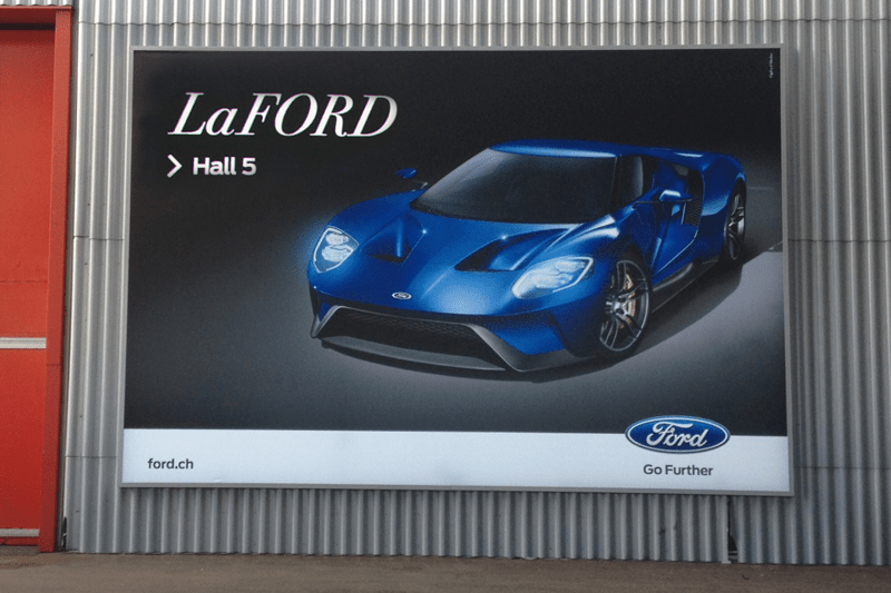 Ford_gt Poster Laford